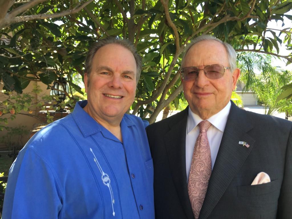 Dr. Warren & Mike Warren
