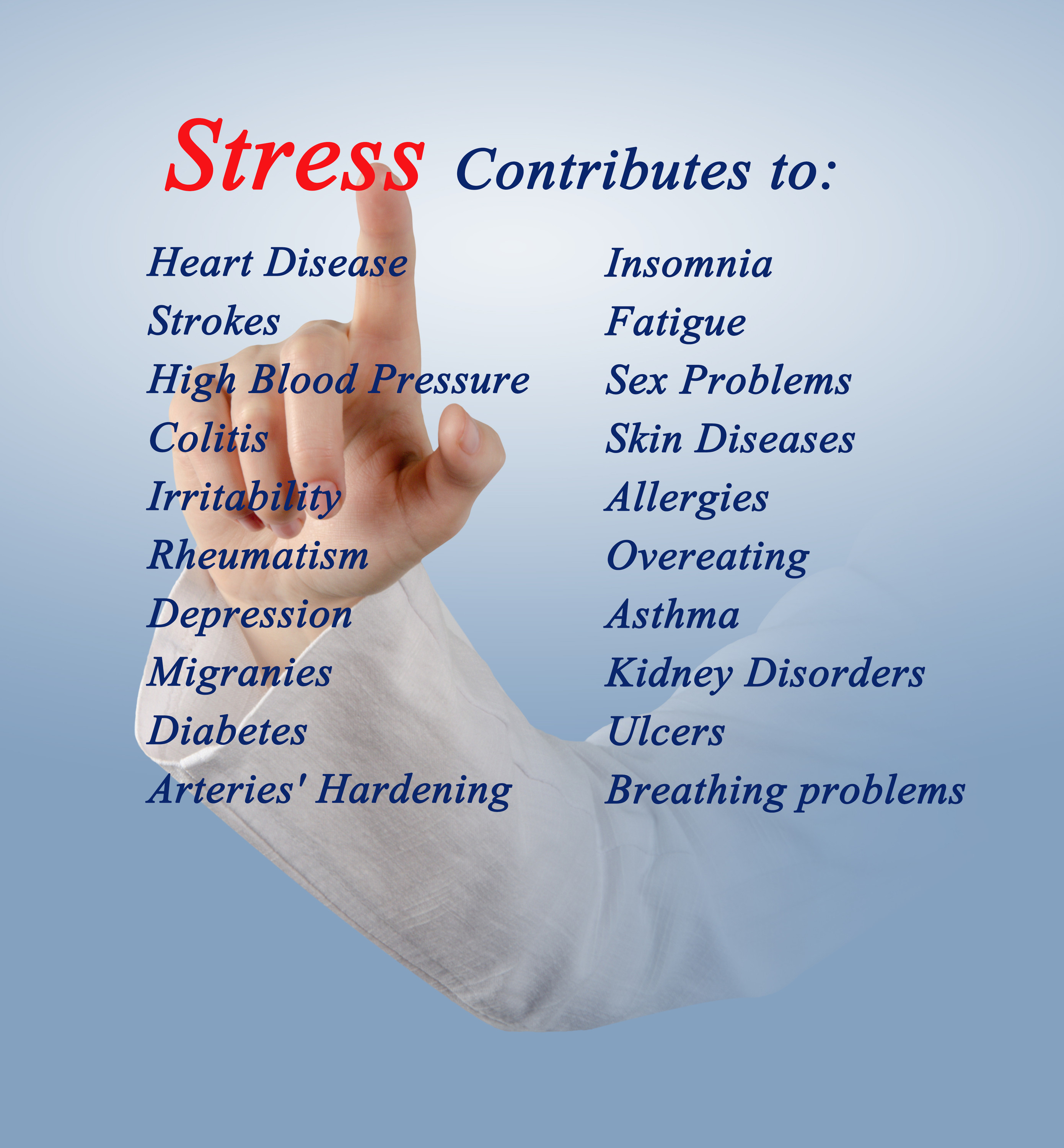 How Stress Affects Your Immune System - Alternative Health