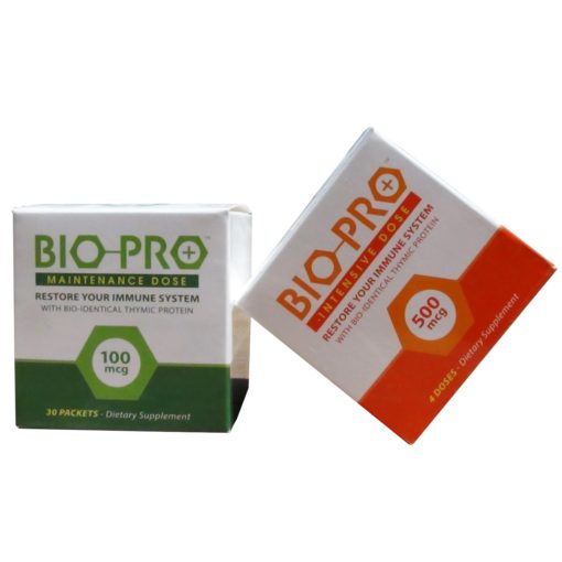 BioPro-Plus Combo how to build your immune system