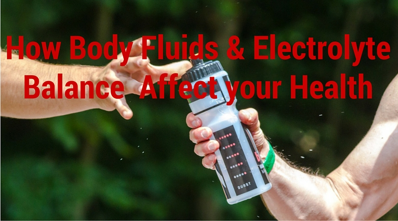 How Electrolyte Balance Affects your Health