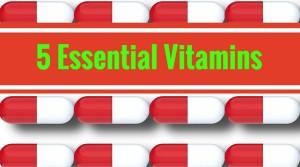 essential vitamin
