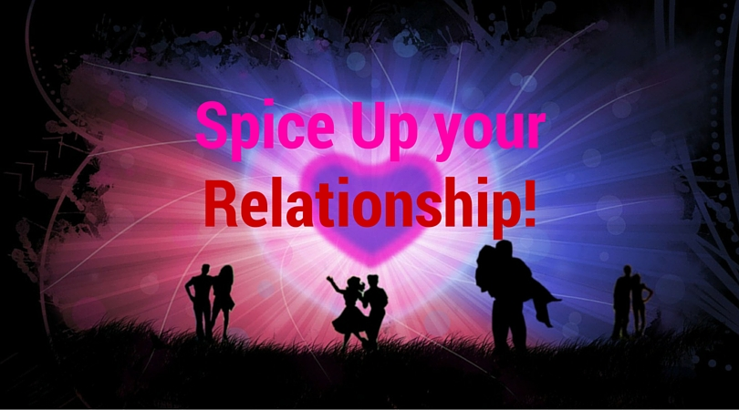 Spice Up your Relationship! 15 Things to do with your Spouse