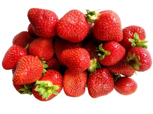 strawberries to boost your metabolism