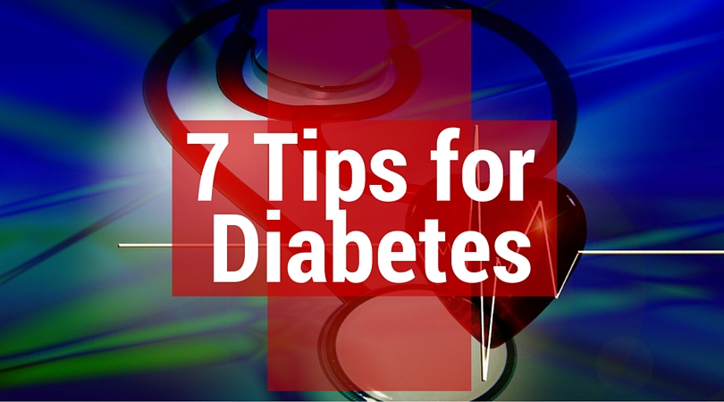 7 Diabetes Control Tips You Should Know