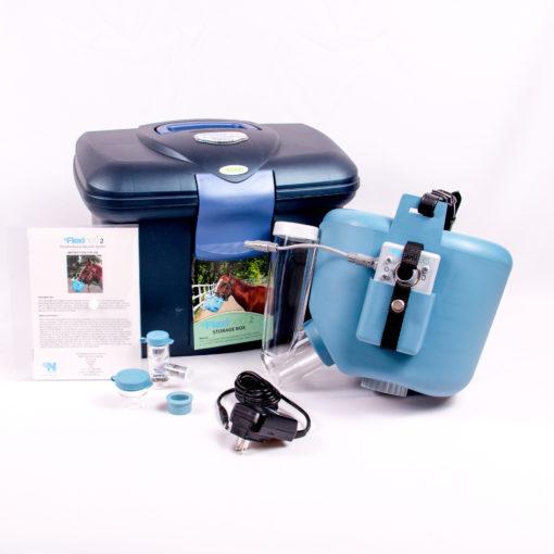Flexineb 2 Portable Equine Nebulizer Carrying Case