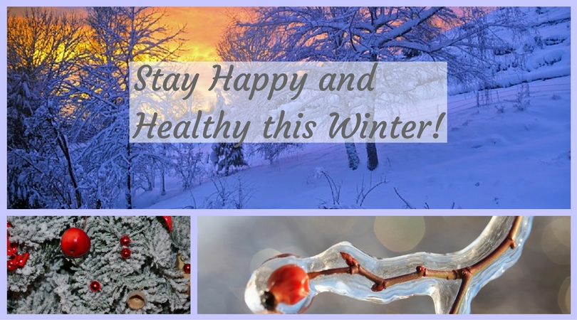 5 Tips to Stay Happy and Healthy this Winter