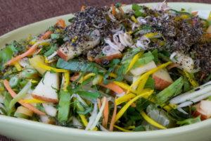 Hearty Raw Salad