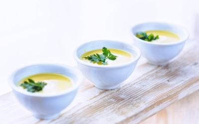 Turmeric & Roasted Vegetable Soup