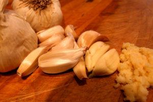 Immune Boosting Garlic & Ginger Soup