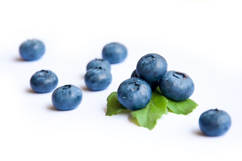 Health Benefits of Blueberry Smoothie