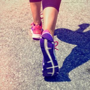 Walking improves immune system health