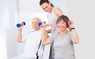Chair Exercises – Get Fit Even with Reduced Mobility